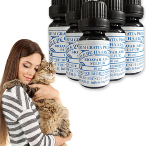 10 Bottles of 10ml for Pets