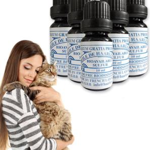 10 Bottles of 10ml for Pets